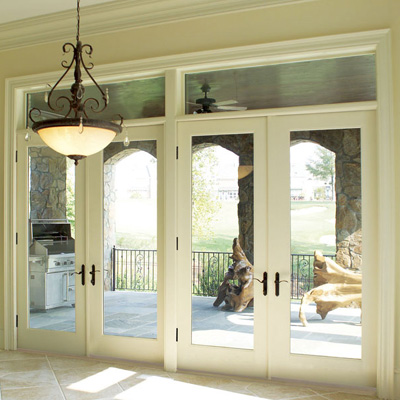 Patio doors with sidelights images for Patio french doors with sidelights